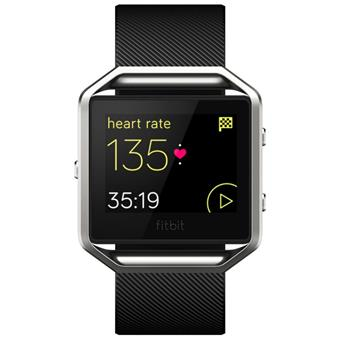 buy FITBIT BLAZE LARGE BLACK :Fitbit