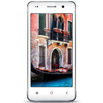 buy IBALL MOBILE ANDI 4.5C MAGNIFICO SPECIAL WHITE SILVER :IBall