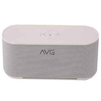 buy AVG PORTABLE BLUETOOTH SPEAKER F3 WHITE :AVG