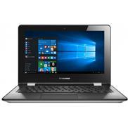 buy Lenovo Yoga 300 80M1003XIN Laptop (PQC-N3700/4GB RAM/500GB HDD/11.6 (29.46 cm)/Win 10)