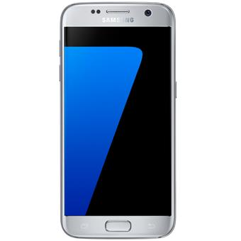 buy SAMSUNG MOBILE GALAXY S7 G930F 32GB SILVER TITANIUM :Samsung