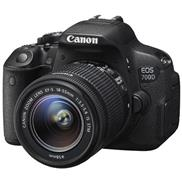 buy Canon EOS 700D Point & Shoot Camera (18-55mm, Black)