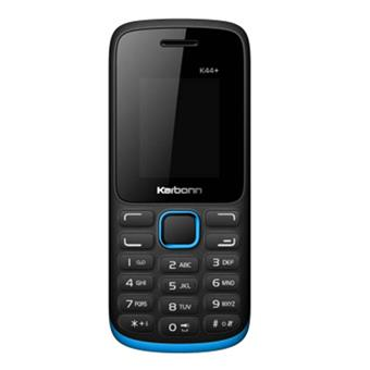 buy KARBONN MOBILE K44 PLUS BLUE :Karbonn