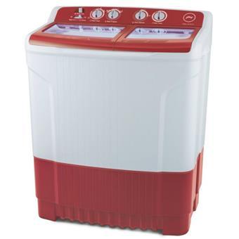 buy GODREJ WM WS720 CTL METALLIC RED (7.2 KG) :Godrej