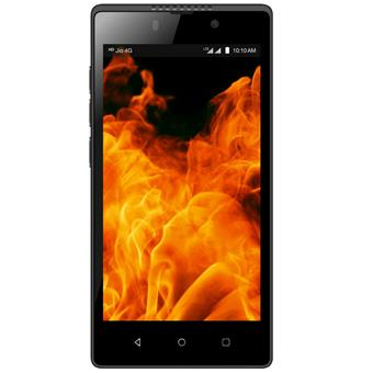 buy LYF MOBILE FLAME 8 1GB 8GB BLACK :Lyf