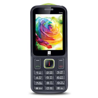 buy IBALL MOBILE 2.4L SWING BLACK GREEN :IBall