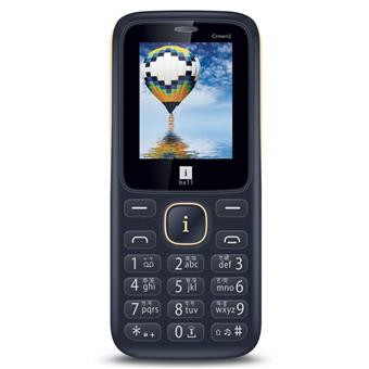 buy IBALL MOBILE CROWN2 BLACK GOLD :IBall