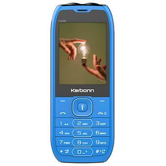 buy KARBONN MOBILE K4000 BAAHUBALI BLUE BLACK :Karbonn