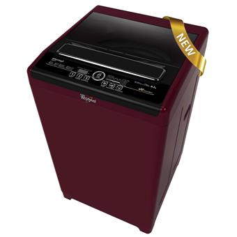 buy WHIRLPOOL WM ROYALE 6212SD WINE CHROME TINTED (6.2 KG) :Whirlpool