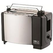 buy Roxx Maxi Steel 5535 Popup Toaster