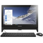 buy Lenovo C20 (F0BB00VPIN) All-In-One Desktop (PQC-J3710/4GB RAM/500GB HDD/19.5 (49.53 cm)/Win 10)