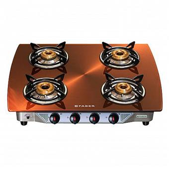 buy FABER COOKTOP CRYSTAL40CTAIDG METALLIC GOLD :Faber
