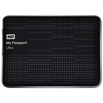buy WESTERN DIGITAL HDD MY PASSPORT ULTRA 2TB BLACK :Western Digital