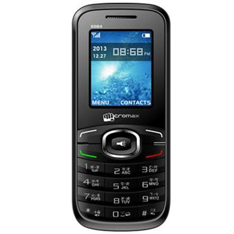 buy MICROMAX MOBILE X084 BLACK :Micromax