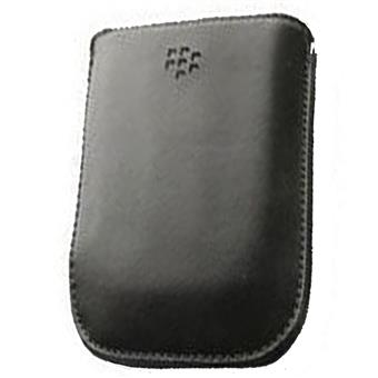 buy BLACKBERRY 8520 LEATHER POUCH :Blackberry