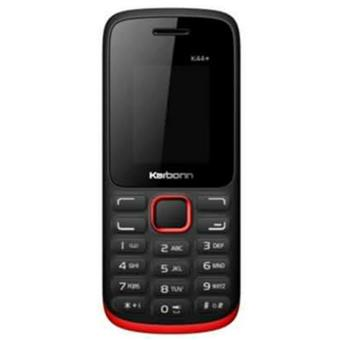 buy KARBONN MOBILE K44 PLUS RED :Karbonn