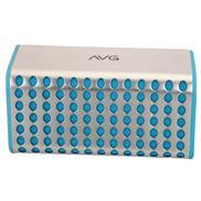 buy AVG F4 Portable Bluetooth Speaker (Blue)