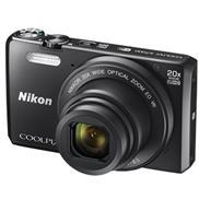 buy Nikon Coolpix S7000 Point & Shoot Camera (Black)