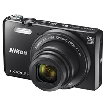 buy NIKON STILL CAMERA S7000 BLACK :Nikon