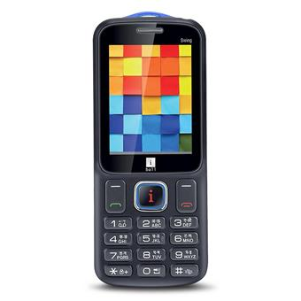 buy IBALL MOBILE 2.4L SWING BLACK BLUE :IBall