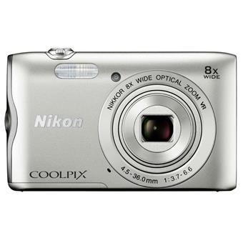 buy NIKON STILL CAMERA A300 SILVER :Nikon