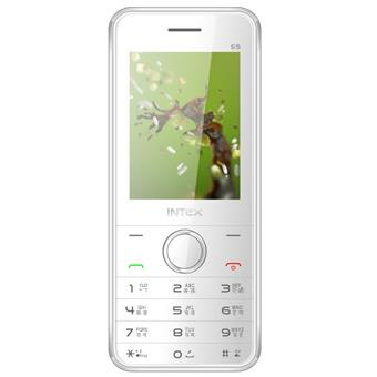 buy INTEX MOBILE TURBO S5 WHITE SILVER :Intex