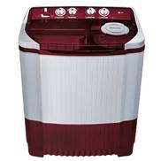 buy LG P7853R3SABG 6.8 Kg Semi Automatic Washing Machine (Burgundy)