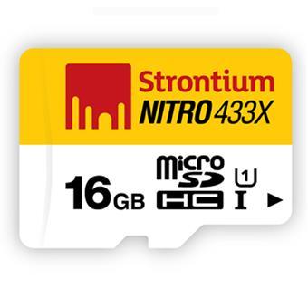 buy STRONTIUM NITRO 16GB MICRO SD CARD CLASS 10 :Strontium
