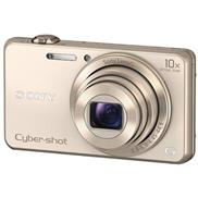 buy Sony DSC WX220 Point & Shoot Camera (Gold)