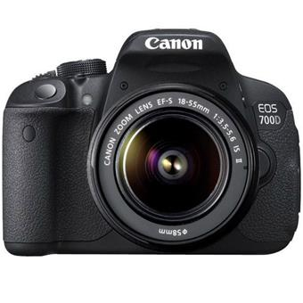 buy CANON DSLR CAMERA EOS700D18-55IS+55-250IS :Canon