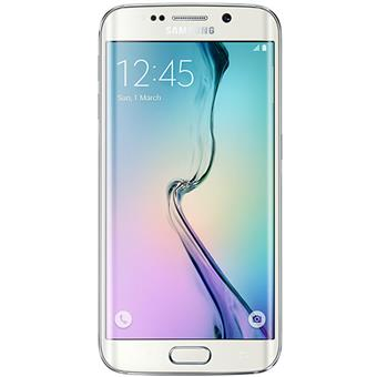 buy SAMSUNG MOBILE GALAXY S6 EDGE 64GB G925I WHITE :Samsung