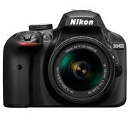 buy Nikon D3400 DSLR Camera (18-55mm, Black)