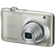 buy Nikon A100 Point & Shoot Camera (Silver)