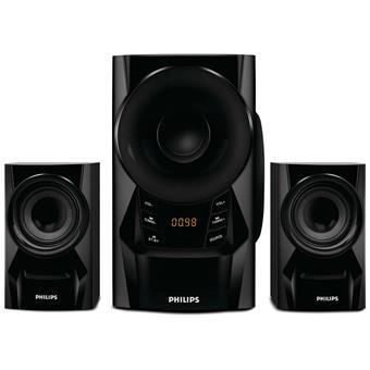 buy PHILIPS 2.1 BLUETOOTH SPEAKER MMS6080B :Philips