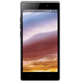 buy LYF MOBILE WIND 7 2GB 16GB BLACK :Lyf