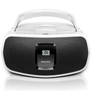 buy Philips AZ390W Portable Audio Player