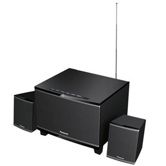buy PANASONIC 2.1 SPEAKER SYSTEM SCHT18GWK :Panasonic