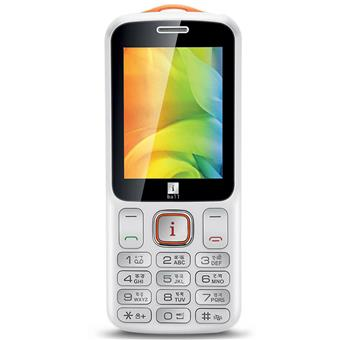 buy IBALL MOBILE 2.4L SWING WHITE ORANGE :IBall