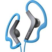 buy Sony MDRAS200LC Earphone (Blue)