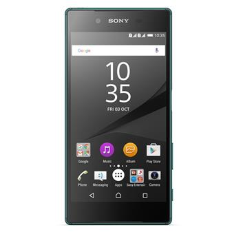 buy SONY MOBILE XPERIA Z5 GRAPHITE MATTE GREEN :Sony