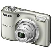 buy Nikon Coolpix A10 Point & Shoot Camera (Silver)