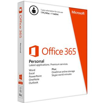 buy MICROSOFT OFFICE 365 PERSONAL :Microsoft