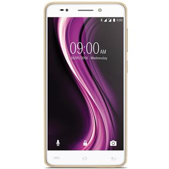 buy LAVA MOBILE X81 2 SIM SPACE GOLD :LAVA