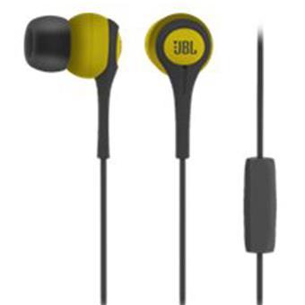 buy JBL T200A IN EAR EARPHONES YELLOW & GRAY :JBL
