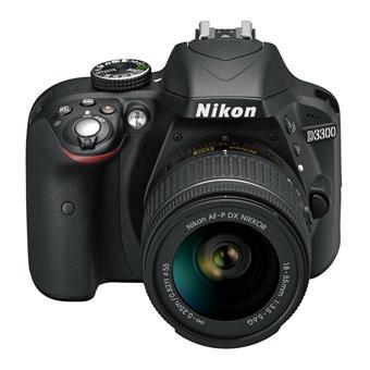 buy NIKON DSLR D3300 WITH 18-55+70-300MM LENS :Nikon