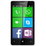 buy Microsoft Lumia 435 Dual SIM (White)