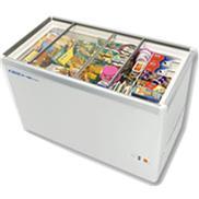 buy Voltas CFGSL 405Ltr Deep Freezer Refrigerator