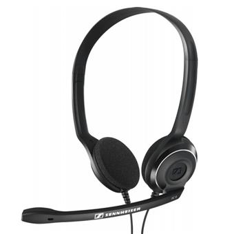 buy SENNHEISER HEADPHONE WITH MIKE PC 8 USB :Sennheiser