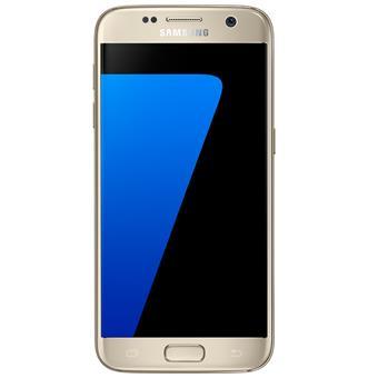 buy SAMSUNG MOBILE GALAXY S7 EDGE G935F 32GB GOLD PLATINUM :Samsung