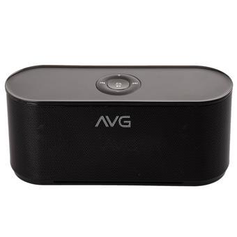 buy AVG PORTABLE BLUETOOTH SPEAKER F3 BLACK :AVG